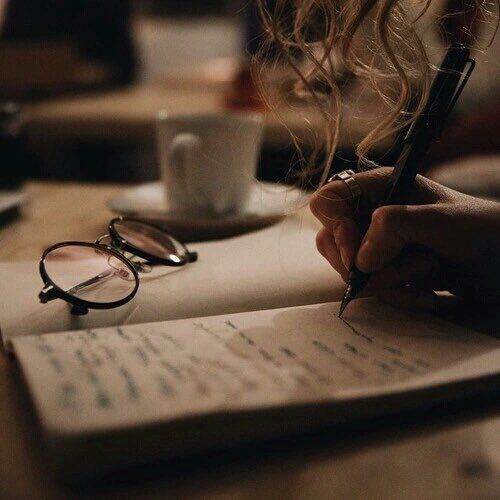 Картинка с тегом «book, glasses, and write» 7 Inspiration mode - book writing