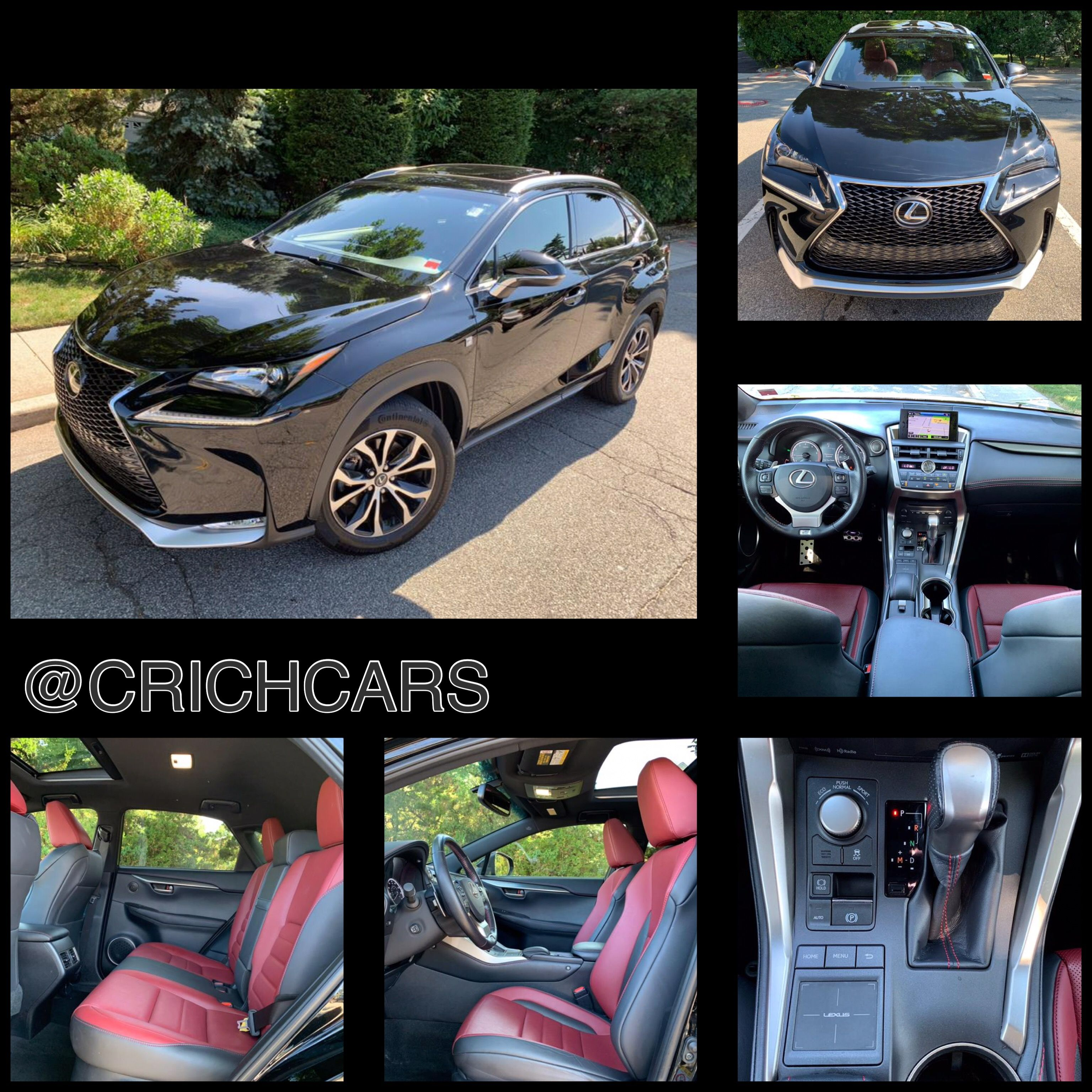 2016 Lexus NX 200t AWD 4dr F Sport 30K MILES ONLY $299 A