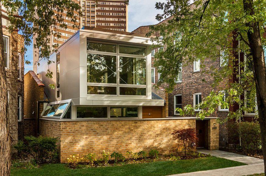 Periscope House | Custom Home Magazine | Nicholas Design Collaborative,  CHICAGO, IL, USA