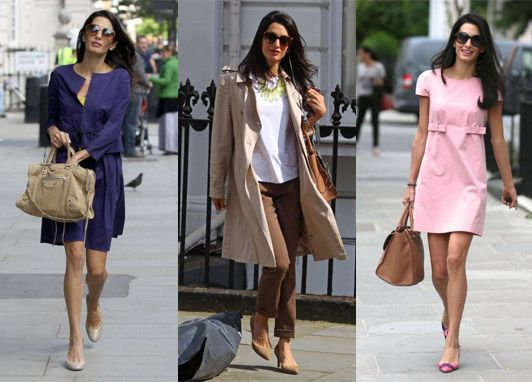 amal alamuddin interview