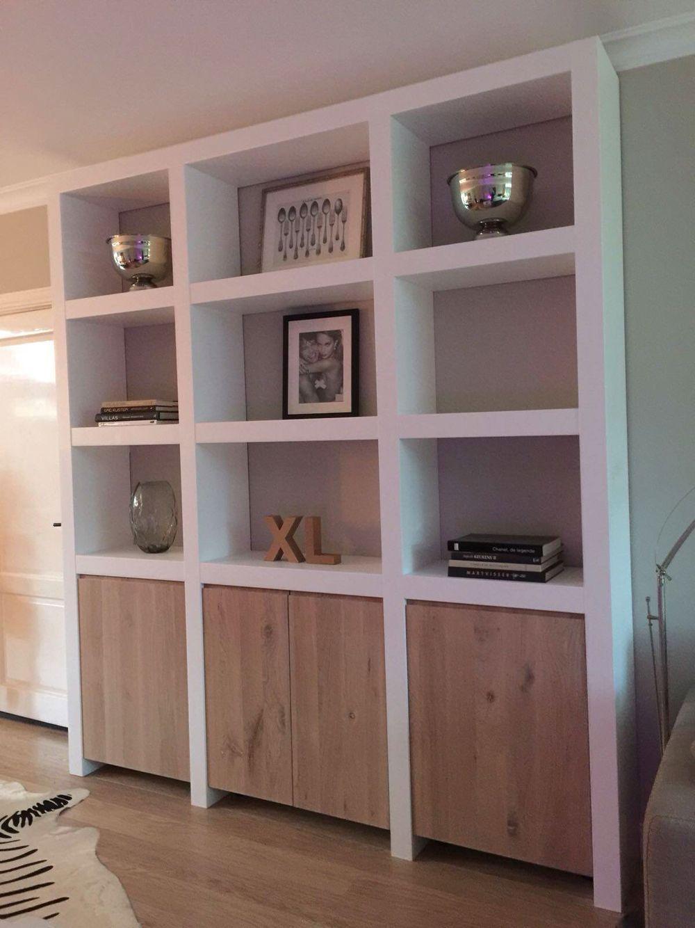 Mooie kast koak design  Pladur salncomedor  Pinterest  Muebles living Muebles empotrados y Muebles de comedor