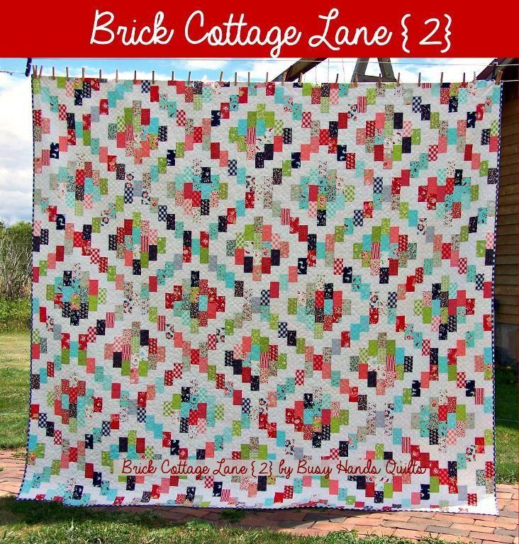 Brick Cottage Lane {2} Baby to King!