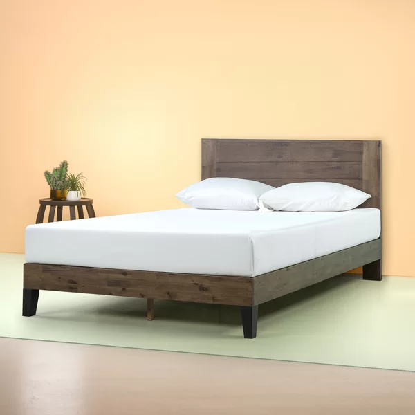 Kira Platform Bed Headboards For Beds Wood Platform Bed Platform Bed