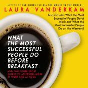 Laura Vanderkam has combined her three popular mini auidobooks into one comprehensive guide, with a new introduction. It will help listeners build habits that lead to happier, more productive lives, despite the pressures of their busy schedules. Through interviews and anecdotes, she reveals...What the Most Successful People Do Before Breakfast - to jump-start the day productively. What the Most Successful People Do On the Weekend - to recharge and prepare for a great week. What the Most…