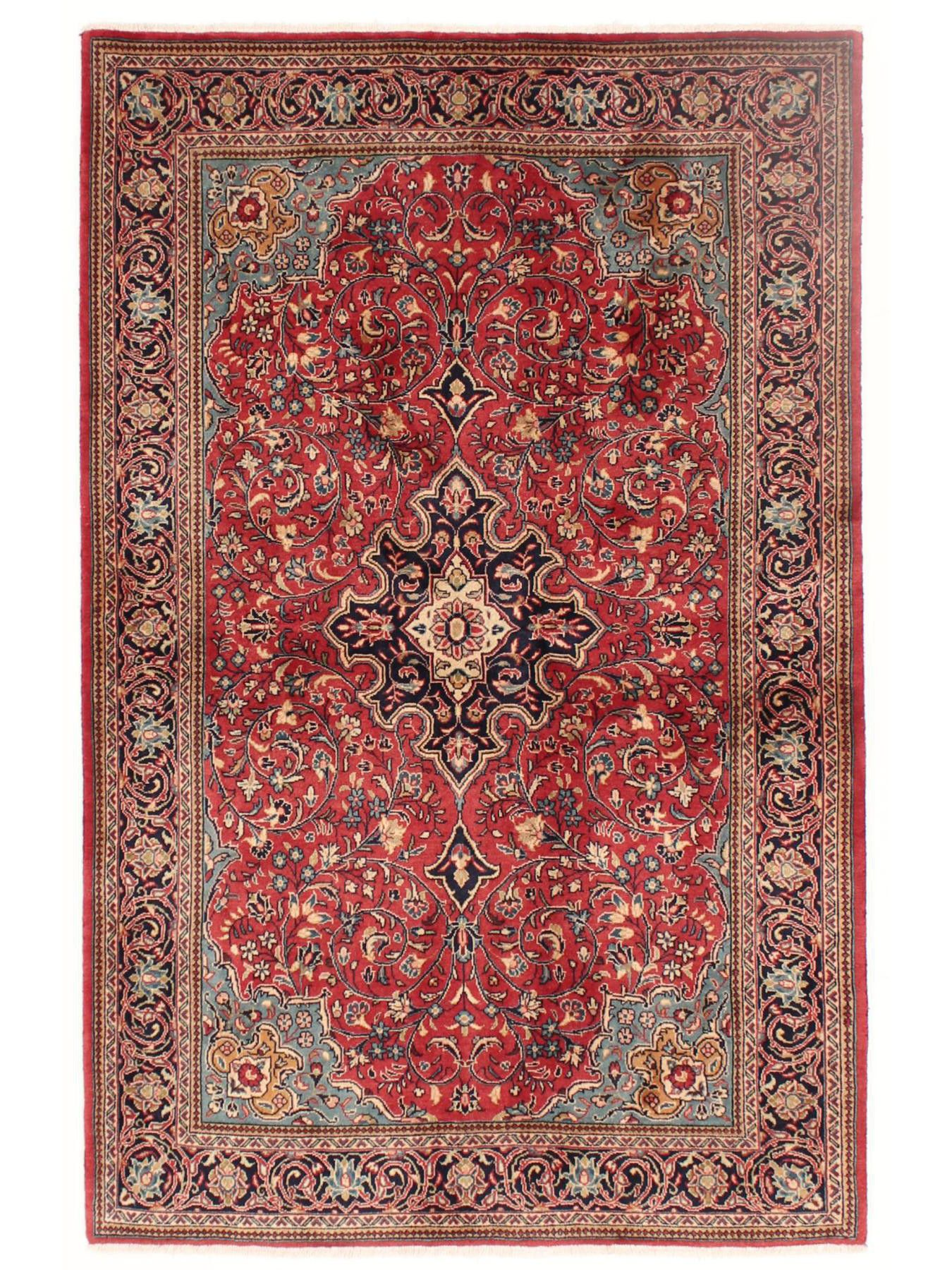 Tapis persans - Sarough  Dimensions:210x134cm