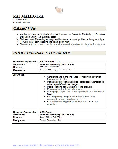 Cv Format For Graduate Resume Format Resume Cv Format