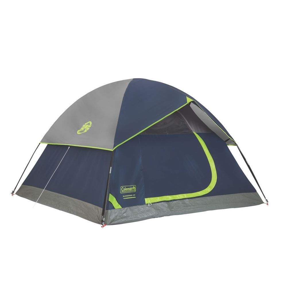 4 Person Family Extended Dome Tent C&ing Outdoor Hike Sport Canopy NEW Tent. Small TentBest ...  sc 1 st  Pinterest & 4 Person Family Extended Dome Tent Camping Outdoor Hike Sport ...