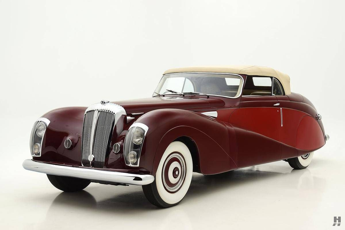 1948 Daimler DE36 | Old Rides 6 | Pinterest | Expensive cars and Cars