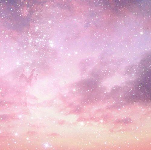 Evening Scene Pink Aesthetic Pastel Wallpaper Galaxy Iphone Ocean Glitter