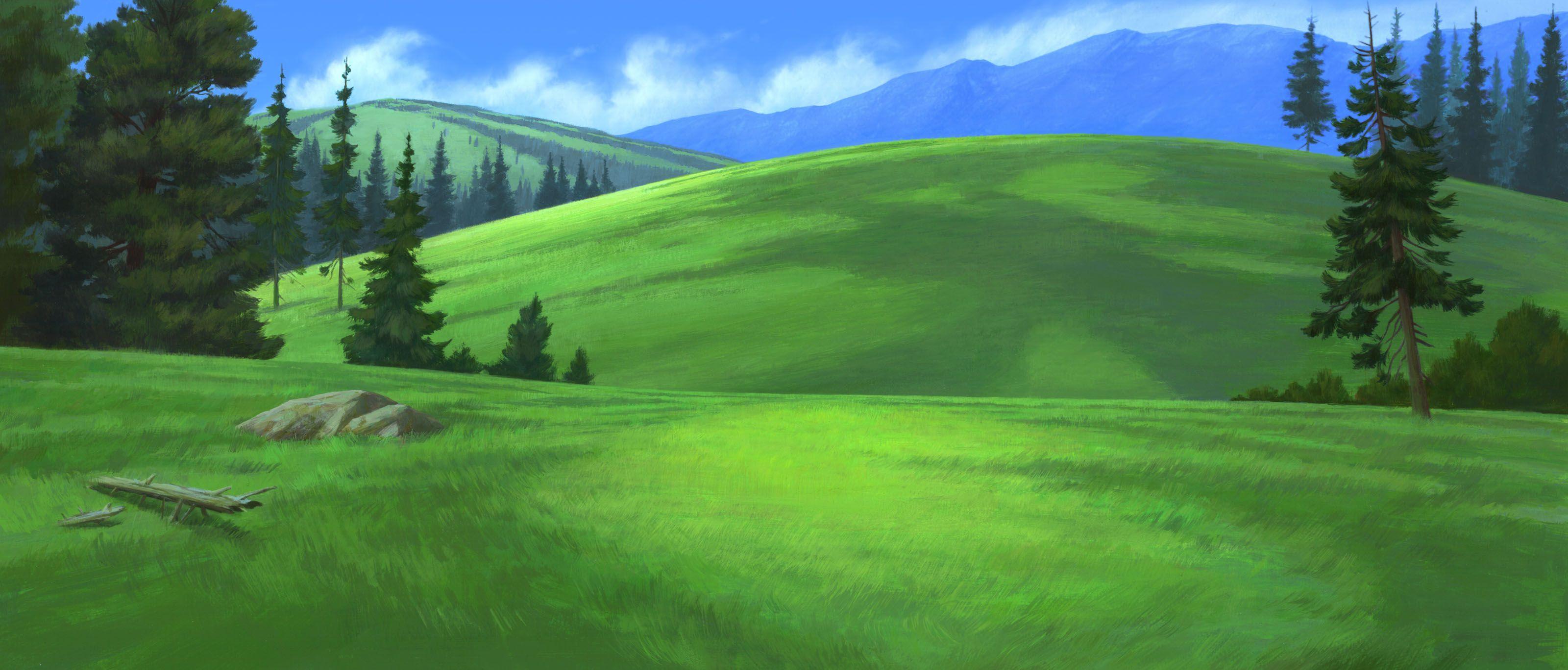 Background From Spirit Stallion Of The Cimarron Anime Scenery Spirit The Horse Scenery Wallpaper
