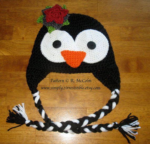 Buy Online A3a58 3c4b8 Crochet Penguin Hat Pattern Ziacyberforce