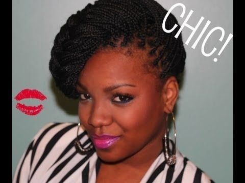 Braids For Someone With A Big Forehead Cornrow Styles For