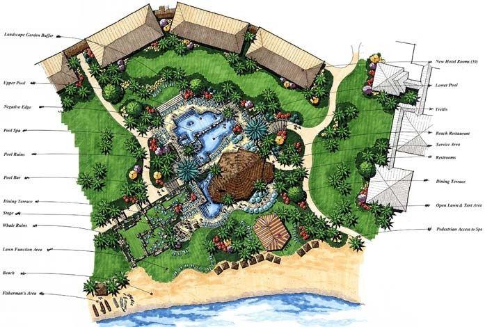 Praia Do Forte Resort Ecoplan Resort Plan Resort Design Site Plan