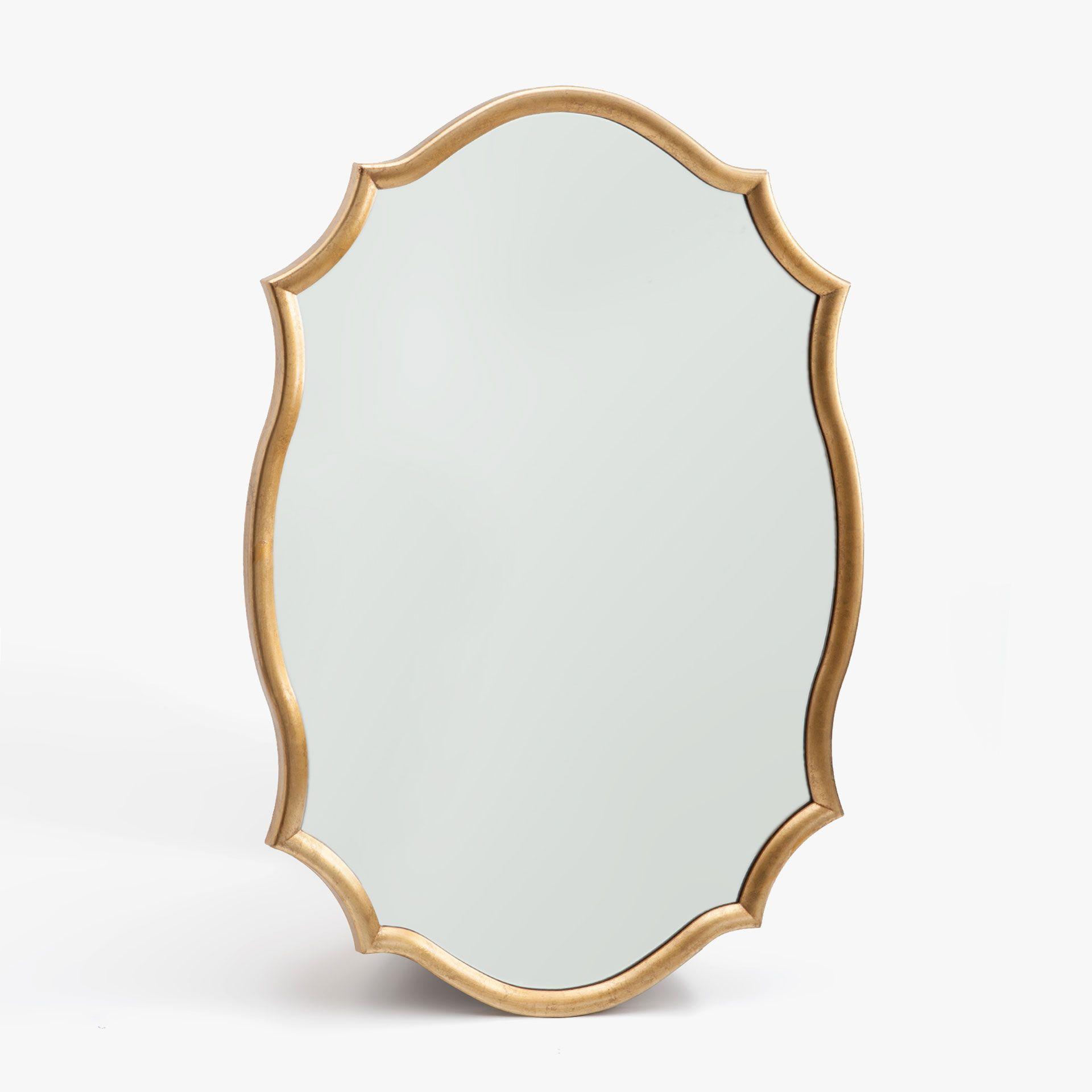 image 1 du produit miroir contour dor zara home pinterest. Black Bedroom Furniture Sets. Home Design Ideas