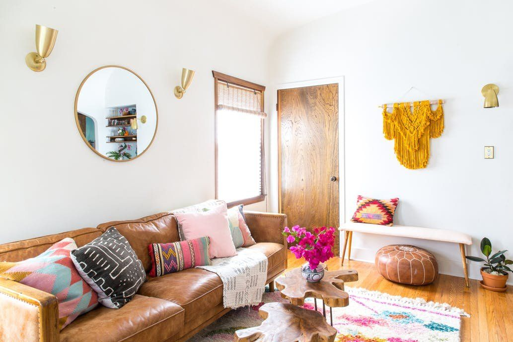 The Sofa Trend Slowly Taking Over Instagram Apartment