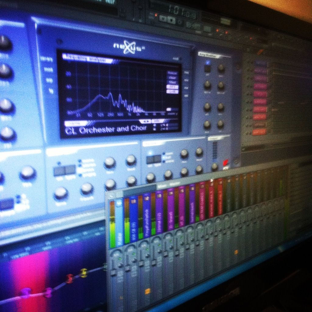 Manufacturing | #Mixing #EQandVolumeMix Innovating the New. Working hard every day