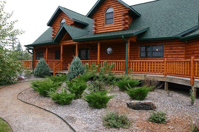 Free Image on Pixabay Log Home House Cabin Log Cabin