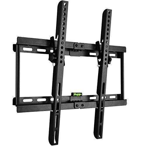 Hyjoy Tilt Tv Wall Mount Bracket For Most Of 23 54 Inches Flat Plasma Led