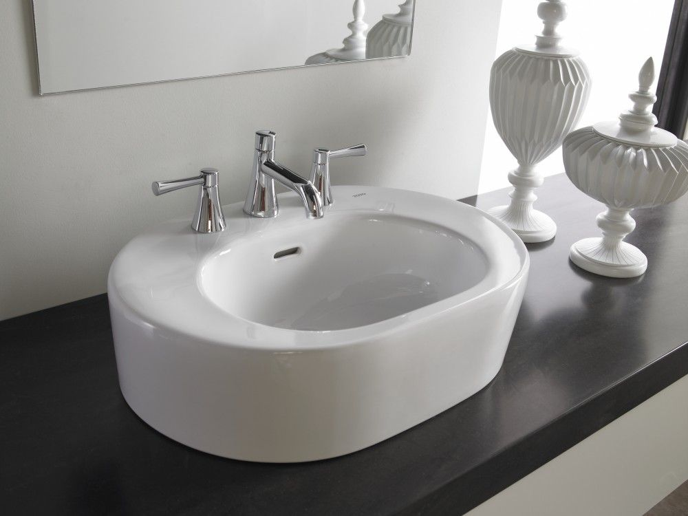 Sweet Toto Bathroom Sinks : Toto Nexus Vessel Lavatory Sink