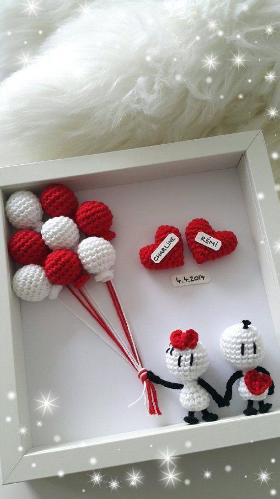 Wedding frame / Personalized Valentine's Day gift / Bigli Migli wedding gift ..., #Bigli #Day #frame #Gift #Migli #personalized #Valentine39s #Wedding