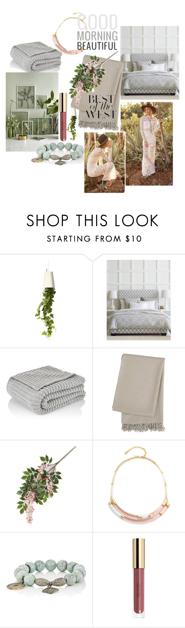 """""""Untitled #3526"""" by mariaisabel701 ❤ liked on Polyvore featuring Boskke, Serena & Lily, M&S, HUGO, Alexis Bittar, Carole Shashona and mothersdaygiftguide"""