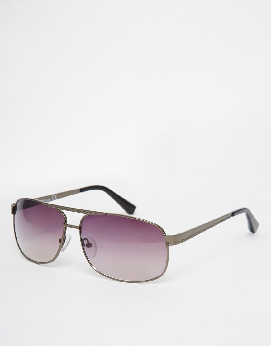 Sunglasses By Sunna Lightweight Metal Frames Double Bridge Design