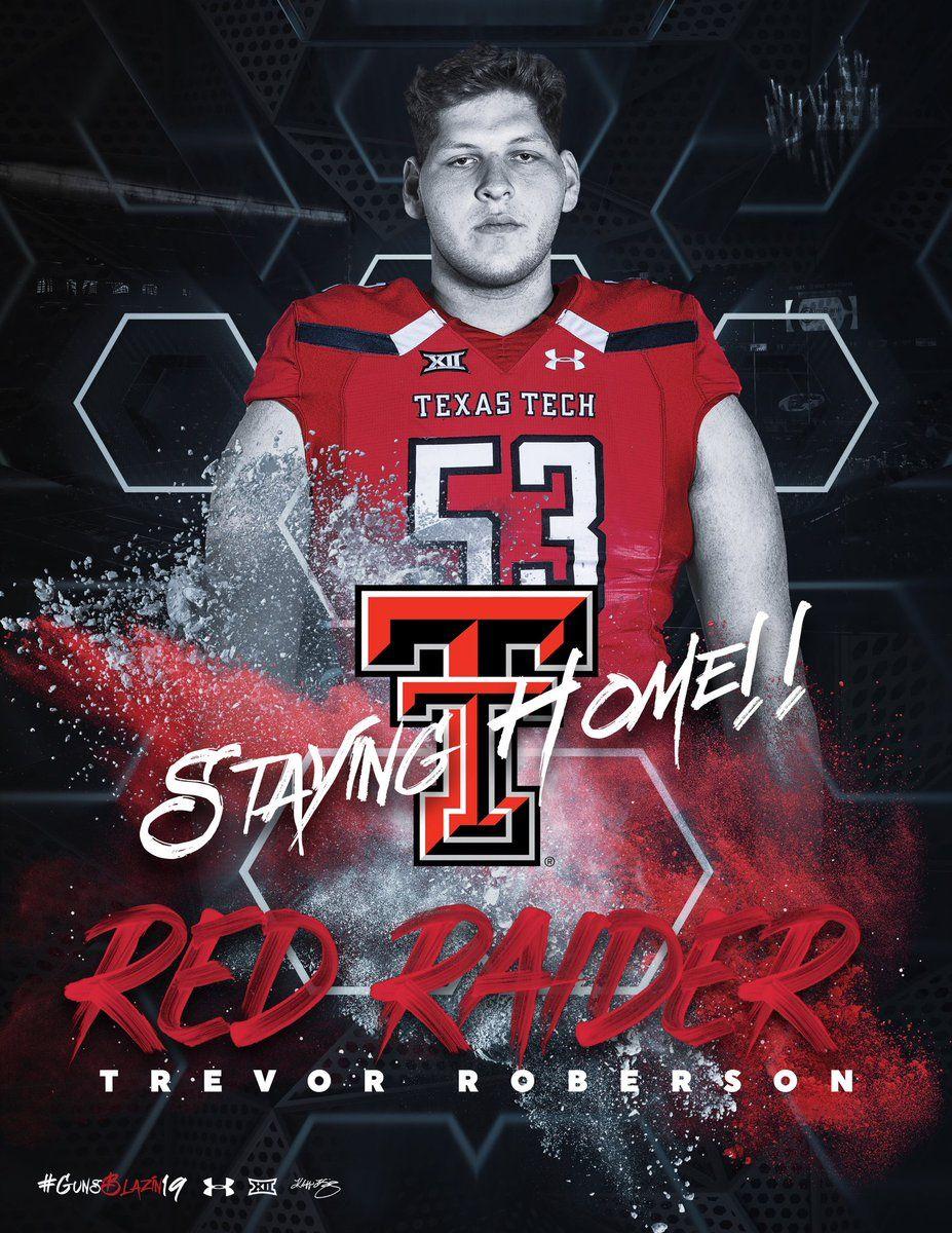 Texas Tech College football recruiting, Sports design