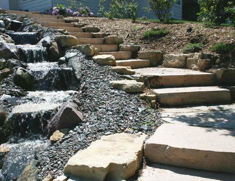 Jardin de rocaille et déco en pierre naturelle en 40 idées | Deco ...