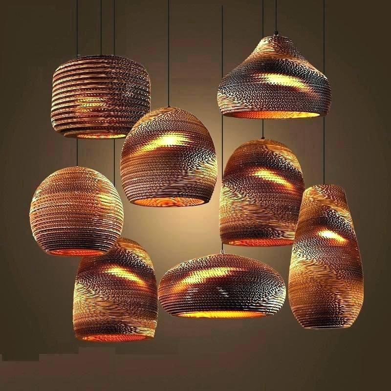 Hanging Lamp Shades Paper Pendant Lamp Shade Paper Pendant Lamp