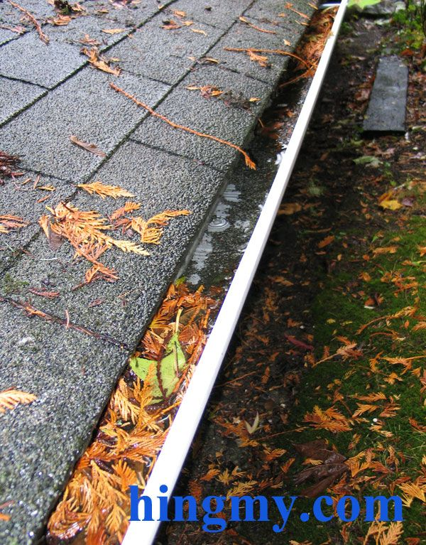 Why Do Gutters Need To Be Cleaned Gutters Cleaning Gutters Dry Basement