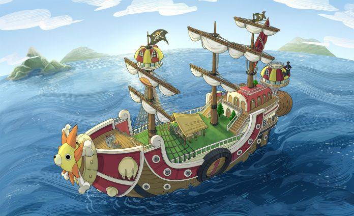One Piece 10 Choses Que Vous Ne Saviez Pas Sur Le Thousand Sunny Fan Art Art Image De One Piece