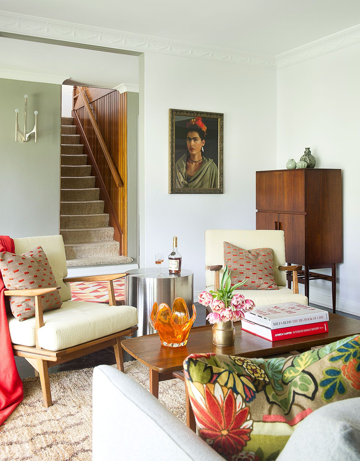 Interior Designer Brett Mickan Mixes Styles And Periods With Aplomb And  Infuses Spaces With His Signature Passion For Colour. Here, He Talks With  Penelope ...