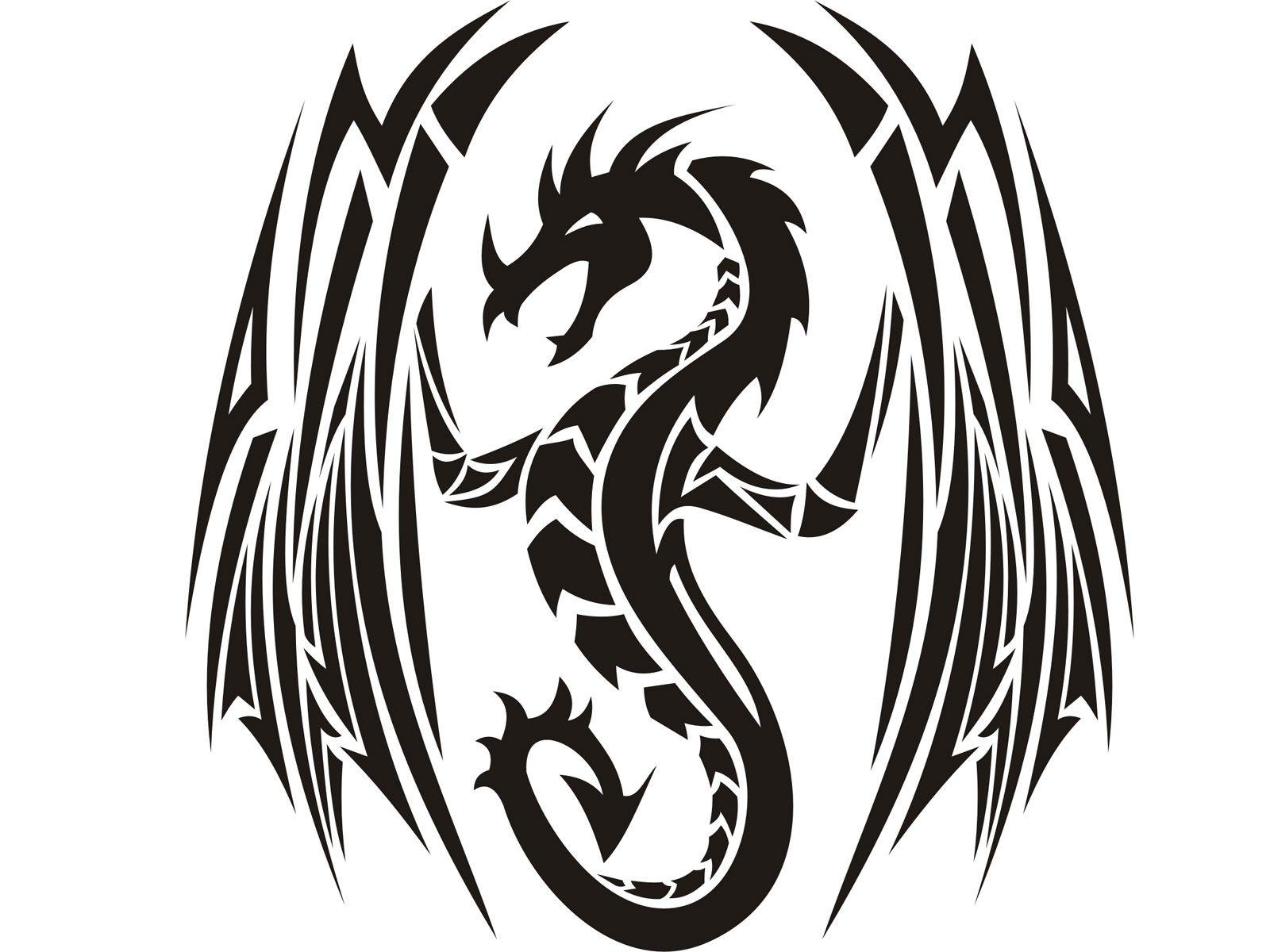 Free Dragon Tattoos Design Dragon Tattoo Wallpaper Tribal Dragon Tattoo Dragon Tattoo