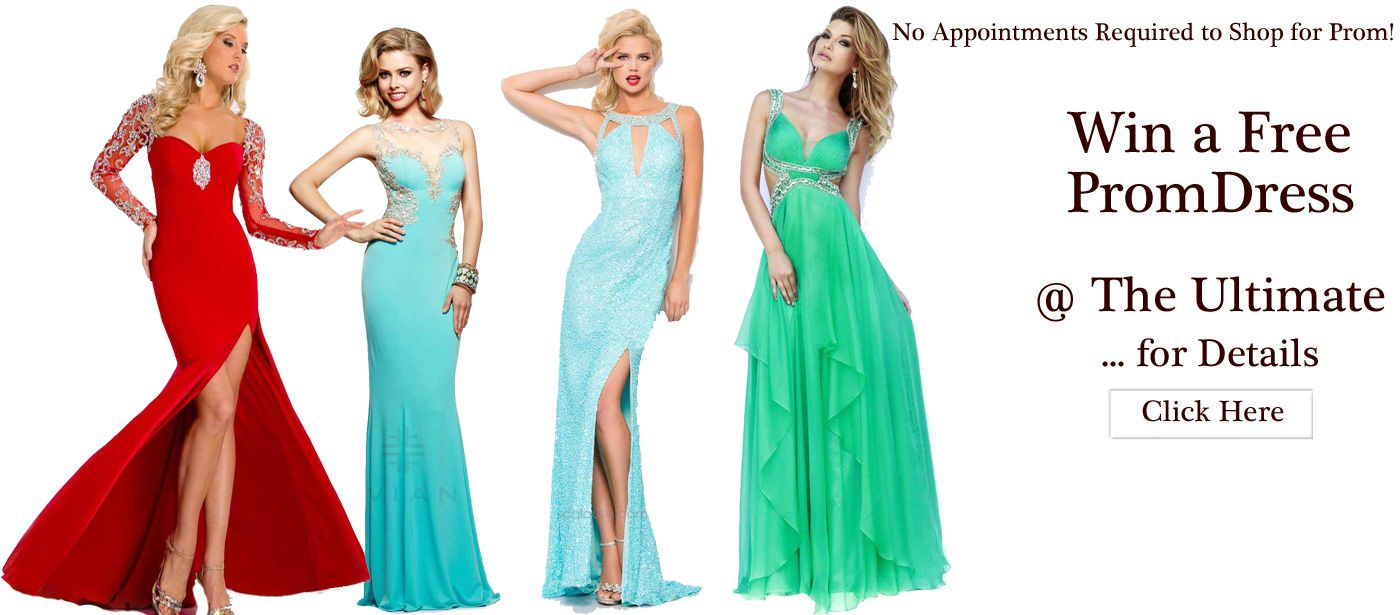 Instagram Contest - win a free prom dress from The Ultimate ...