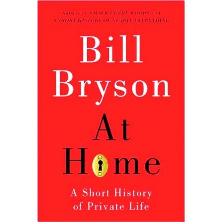 """Bill Bryson wanders through his 19th century home, discussing the evolution of private life (Western), room by room, with many fascinating detours. Overall, very interesting. But Bill - from your trips to Australia, you learned that Captain Cook did not """"discover"""" Australia! You wrote this yourself! Hope you amend this in future editions :)"""