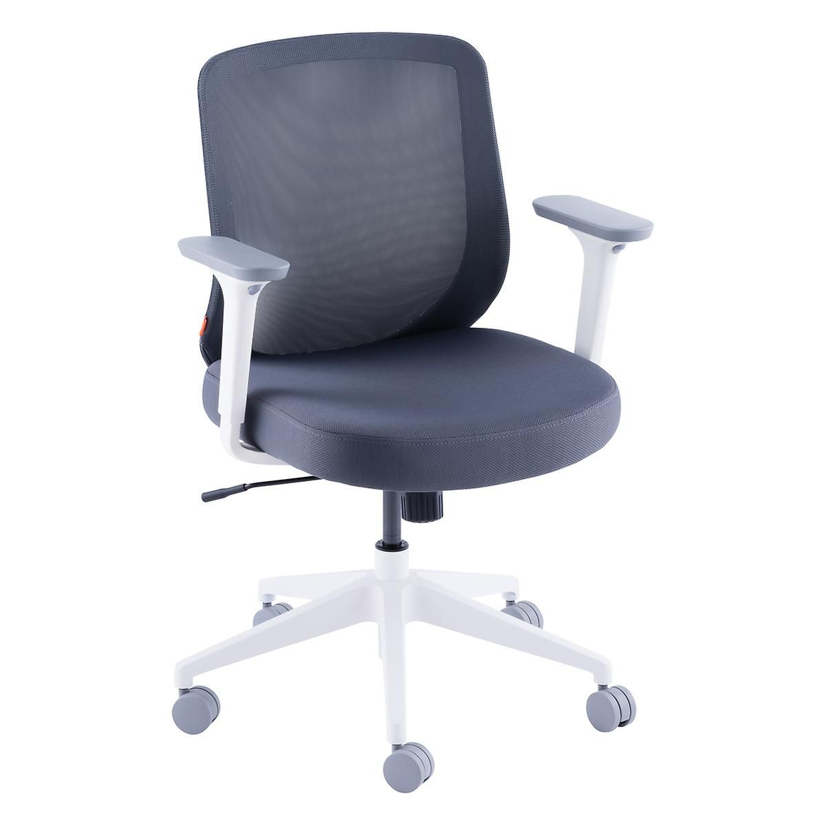 Dark Grey Poppin Max Task Chair The Container Store Custom