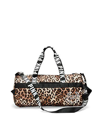 d07b833e8d2d Victoria s Secret PINK Gym Duffle Bag Leopard Print     Visit the image  link for more details.  GymBags