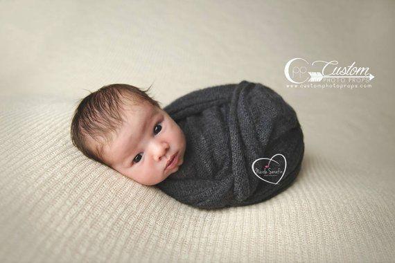 Baby Stretch Wraps Blanket Newborn Baby Photography Props W