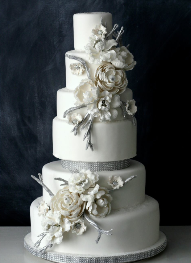 Indian weddings inspirations winter white wedding cake repinned by winter white wedding cake repinned by indianweddingsmag indianweddingsmag junglespirit Choice Image