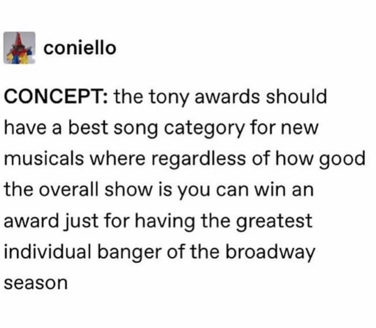 Pin by Sydney Willson on Musical theatre Theatre life