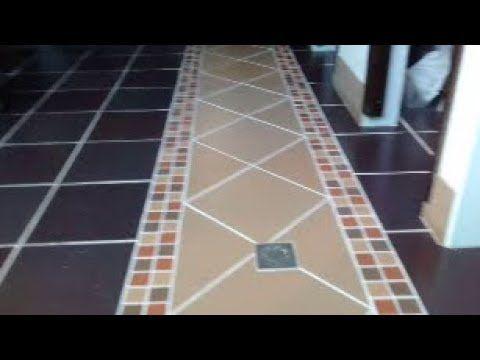 Curso de instalador de pisos de loseta cer mica parte 3 for Disenos de pisos de loseta