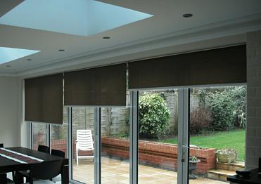 Astonishing Bi Fold Patio Door Blinds Contemporary Ideas house