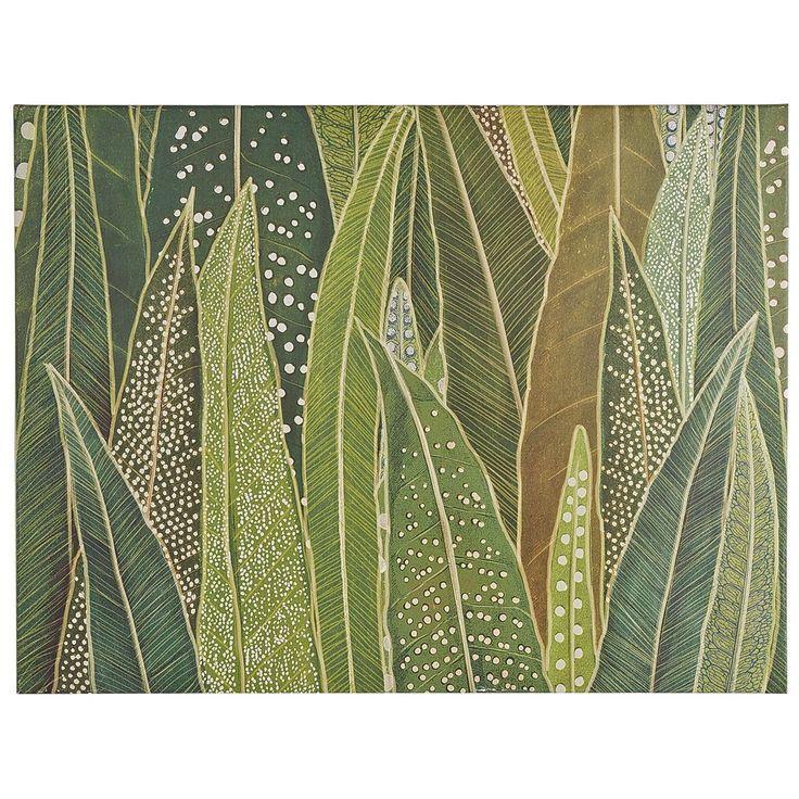 Dotted leaves art pier 1 sale 109 39x29 leaf art