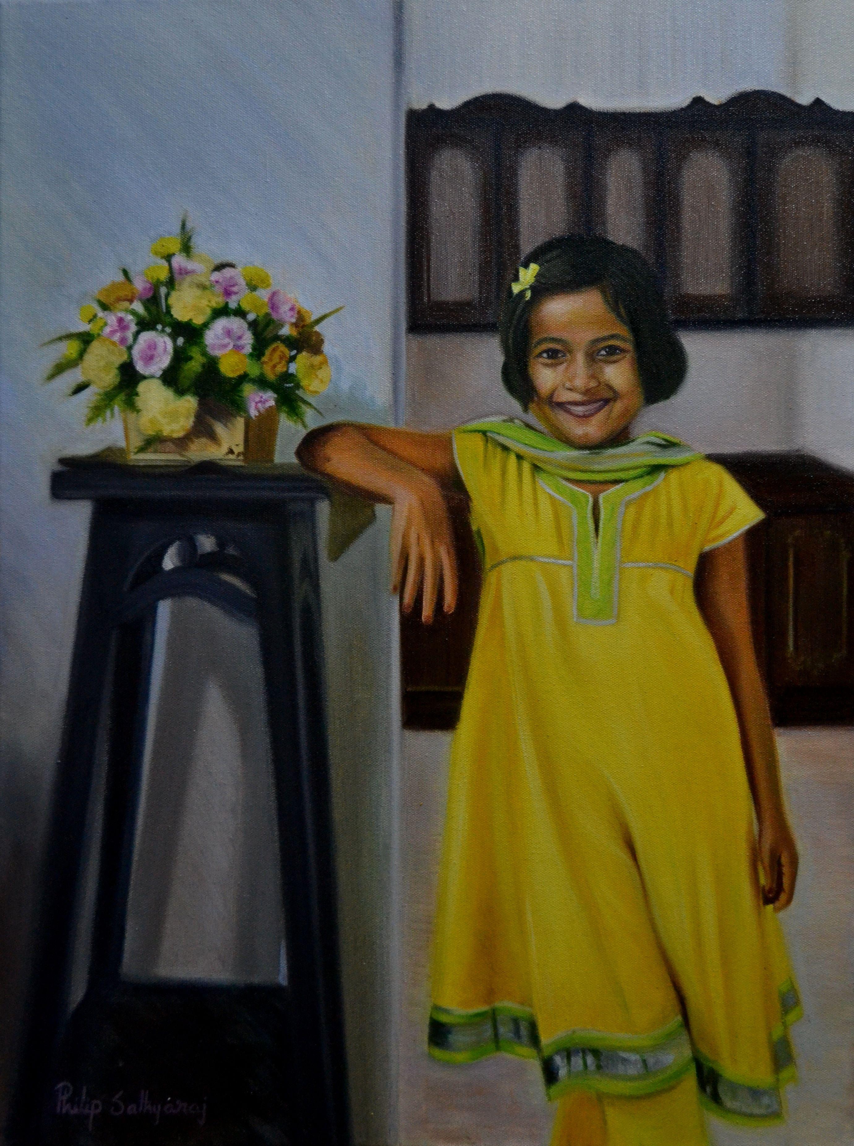 Portrait of Tara