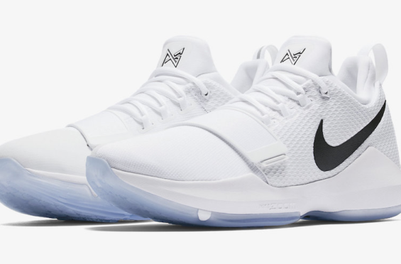 Nike PG 1 White Ice Releasing Next Month (With images