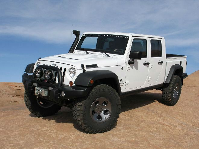 2018 Jeep Truck 4 Door | Jeeps | Pinterest | Jeep truck, Jeeps and