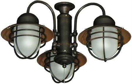 Outdoor Light Kit 3 lantern ceiling fan adaptable outdoor light kit 362 in oil rubbed 3 lantern ceiling fan adaptable outdoor light kit 362 in oil rubbed bronze workwithnaturefo