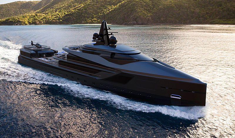 Photo Oceanco Esquel Superyacht Concept Superyacht Times