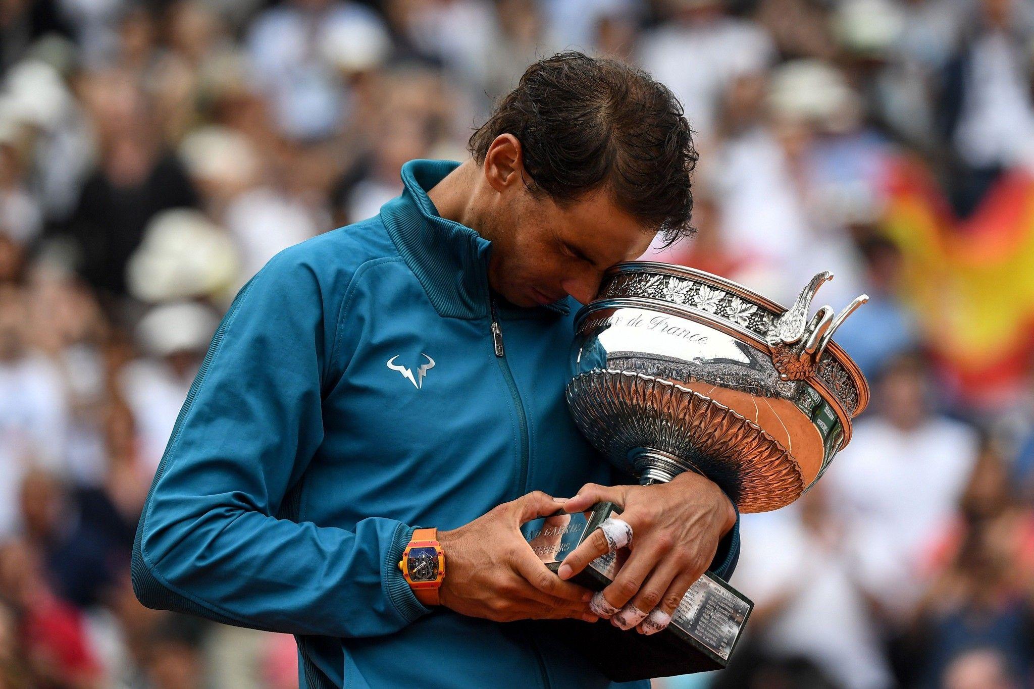 Rafa Nadal Wins Roland Garros 2018 Sports Today Rafael Nadal Roland Garros