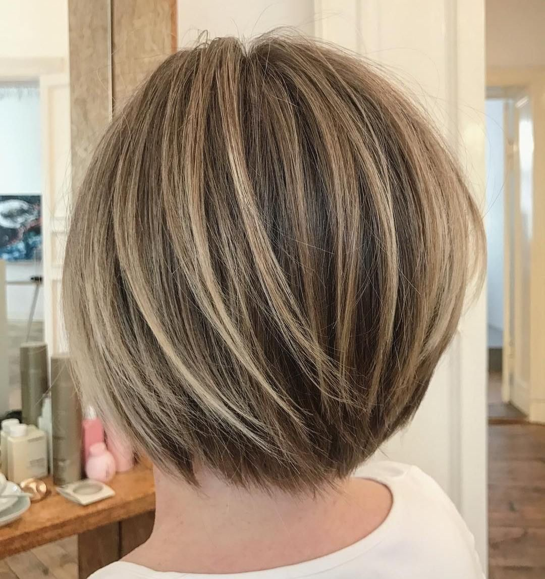 35+ Bob hairstyles for fine thin hair information